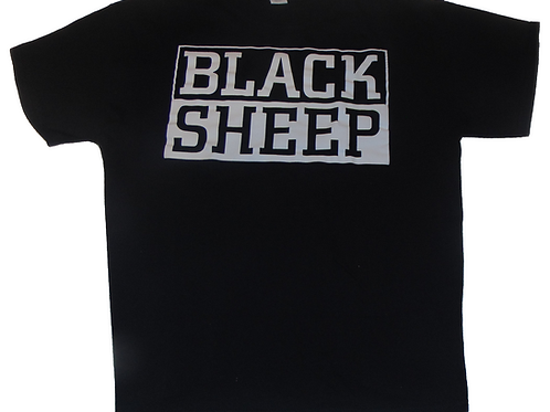 Vintage Black Sheep Gildan Tag Shirt