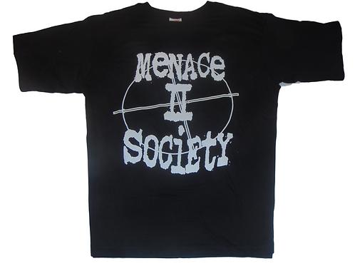 Menace to Society Vintage 90s Promo Shirt