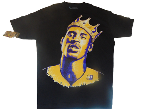 Kobe Forest Lab Only Kings Have Rings Shirt