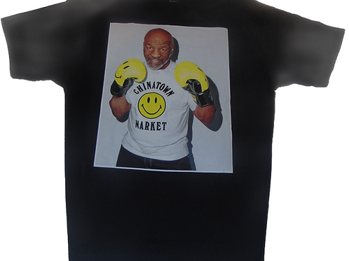Chinatown Market Mike Tyson Photo Shirt