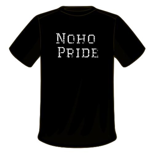 Noho Pride - Black T-Shirt