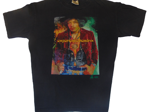 Vintage 90s Jimi Hendrix Experience Shirt