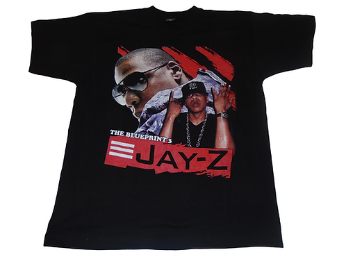 Jay-Z and Jeezy Blueprint 3 Tour Shirt (2010)