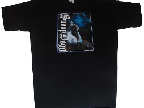 Vintage Snoop Dogg Two Image Shirt
