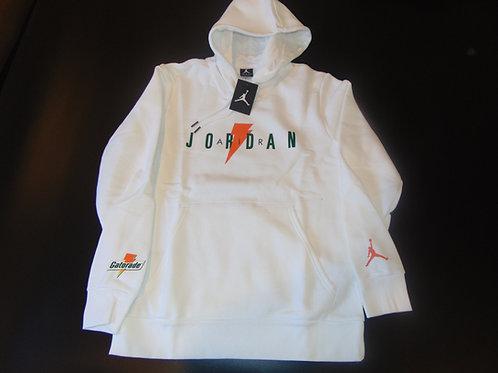 Air Jordan x Gatorade Like Mike Hoodie - Men's White