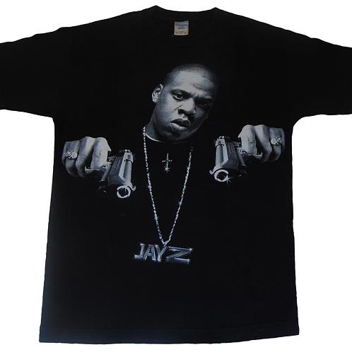 Vintage Jay-Z Gunz Up Promo Shirt