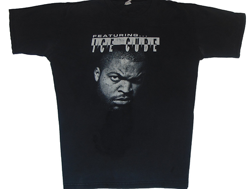Vintage 90s Ice Cube Featuring Tour Shirt