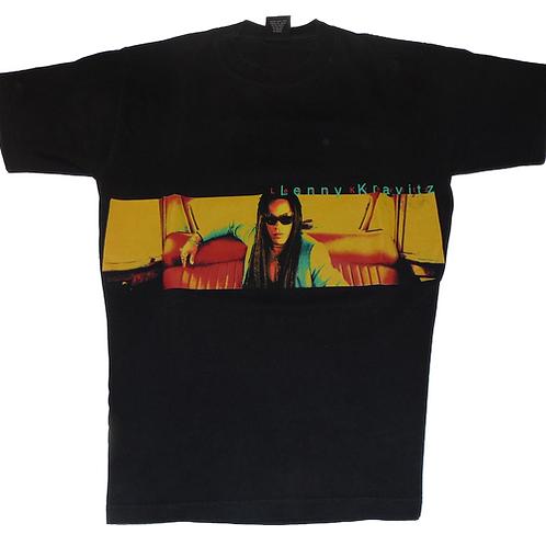 Lenny Kravitz Vintage 99 Tour Giant Tag Shirt