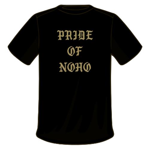 Pride of Noho - Black T-Shirt