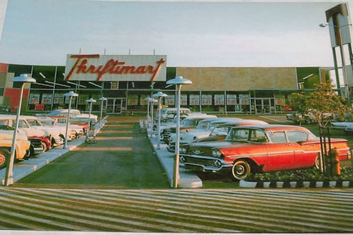 West Covina Thriftmart Vintage Picture