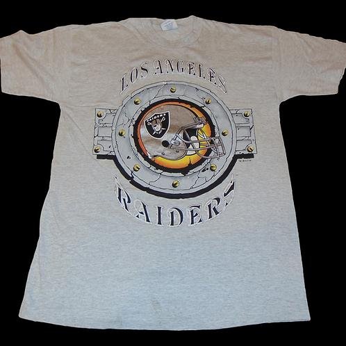 Vintage 90s Los Angeles Raiders Shirt