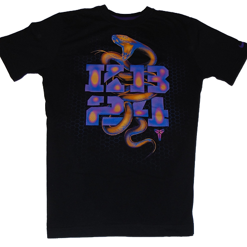 Kobe Bryant Vintage Nike KB24 Dri-Fit Shirt