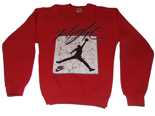 Vintage 90s Jordan Flight Sweatshirt