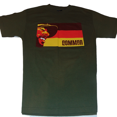 Vintage Common Be Album Shirt