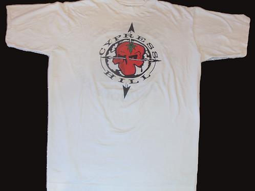 Vintage 2003 Cypress Hill Anger Management Europe Shirt