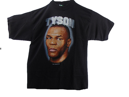 Vintage Official Tyson Francis Fight Shirt