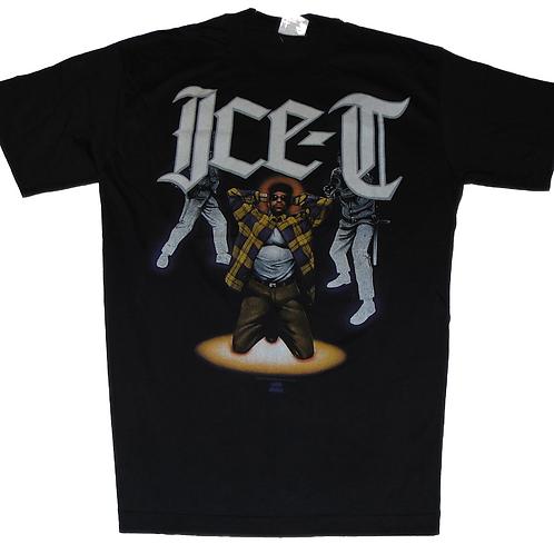 Vintage Ice T 1991 OG Winterland Shirt