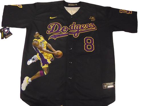 Kobe 8 Nike Dodger Jersey