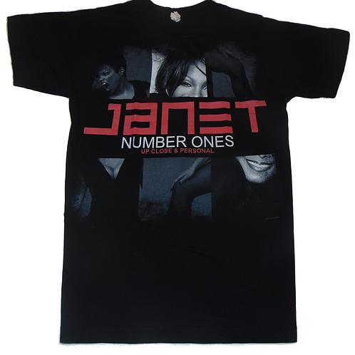 Janet Jackson - 2011 Number Ones Tour Shirt