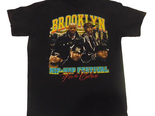 2017 Rakim, LOX and DMX Brooklyn Festival Shirt