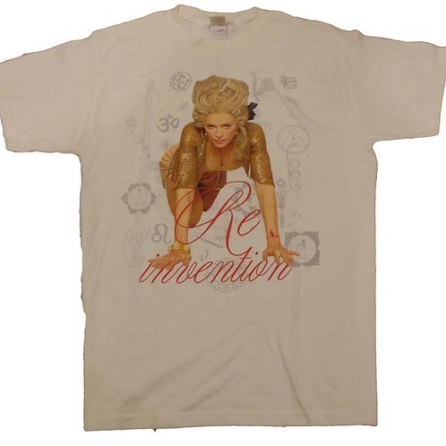 Madonna Vintage 2004 Re-Invention Tour Shirt