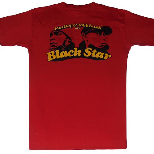 Vintage Black Star Shirt