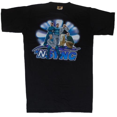 Vintage Nsync 1999 World Tour Winterland Shirt