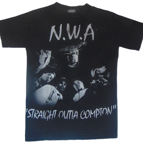 Vintage 2006 NWA Ruthless Straight Outta Compton Shirt