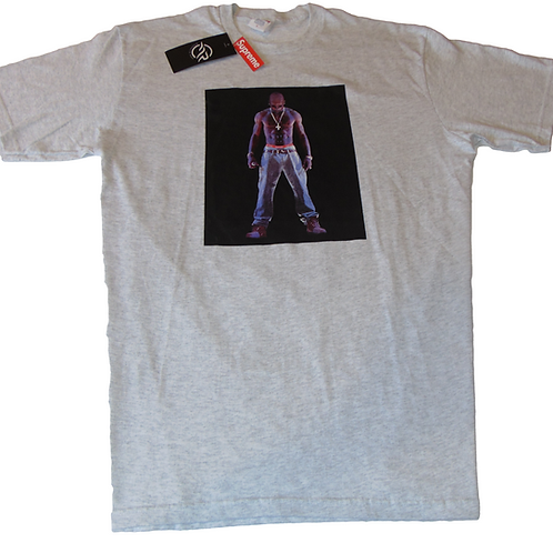 Supreme 2pac Hologram Shirt