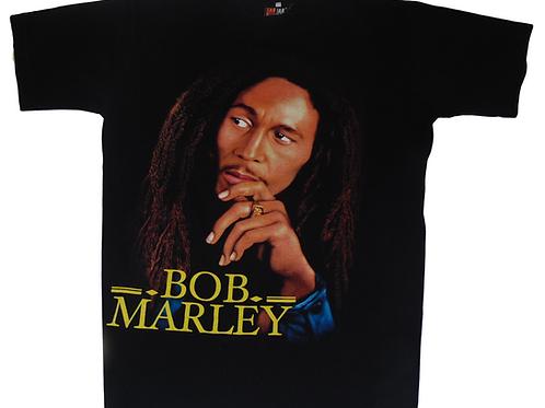 Bob Marley Vintage Hot Ice Tag Tee