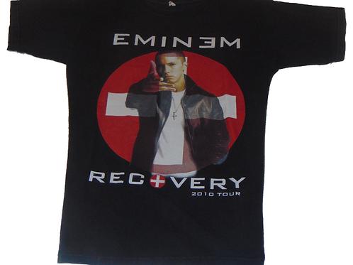 2010 Eminem Recovery Tour Kroq Epicenter Shirt
