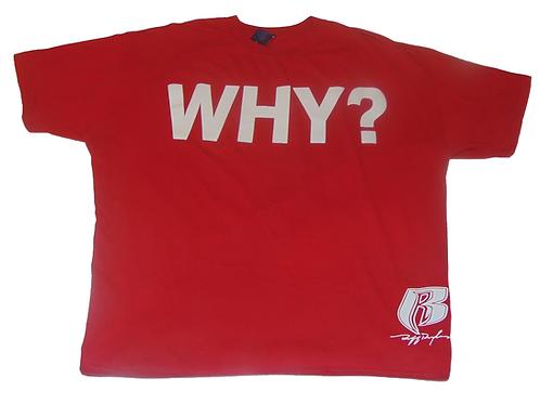 Vintage 2004 Jadakiss Why Ruff Ryders Shirt