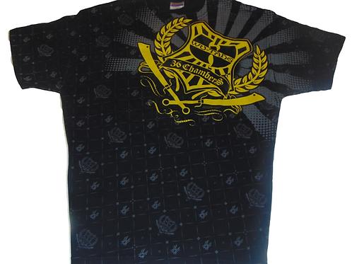 Vintage Wu-Tang Licensed 36 Chambers Shirt
