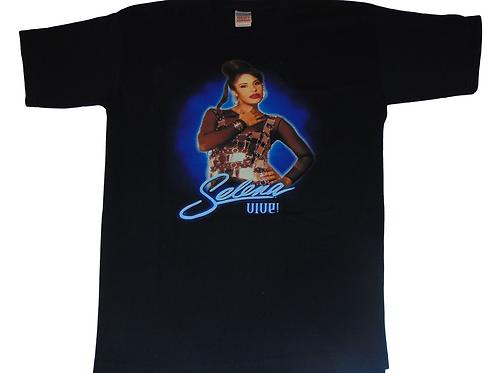 Vintage Selena Vive Tour Shirt