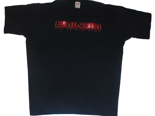 Vintage 2002 Eminem Show Anvil Tag Shirt