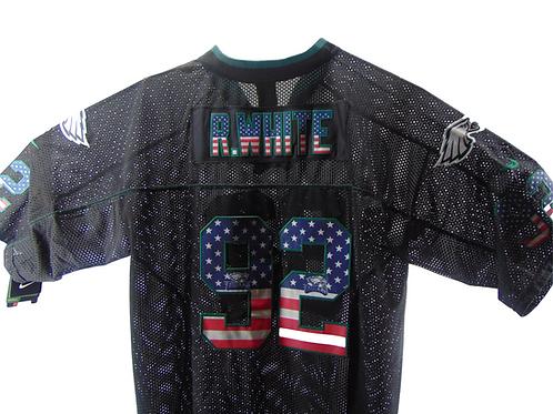 Nike NFL Reggie White Flag Number Jersey