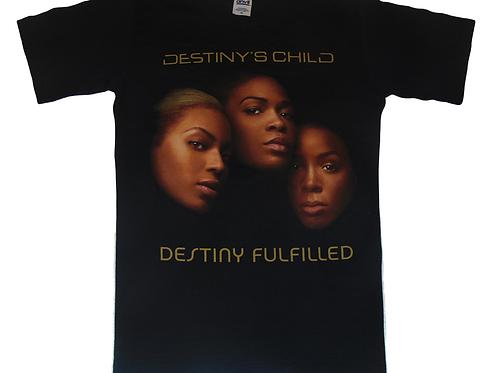 Vintage 2005 Destiny's Child Destiny Fulfilled Tour Shirt