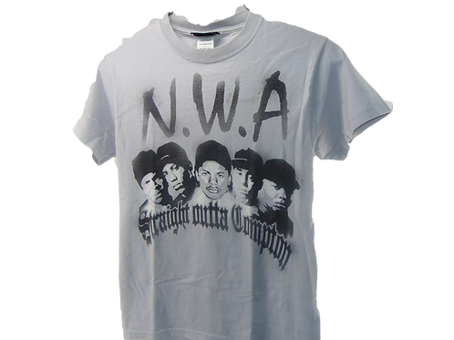 Vintage NWA Straight Out of Compton Shirt