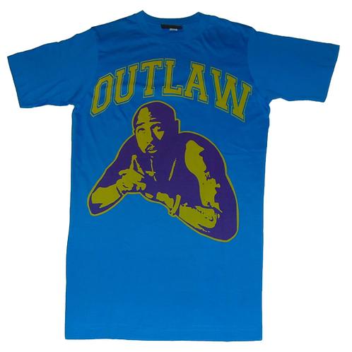 2pac Vintage 2006 Tupac Amaru Branded Outlaw Shirt