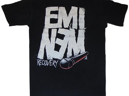 Vintage Eminem Recovery Concert Shirt