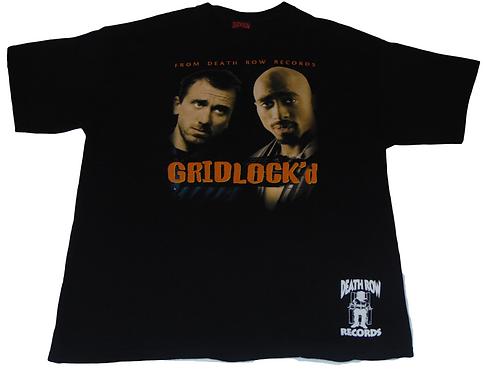 Vintage 2005 2Pac Death Row Gridlock'd Shirt