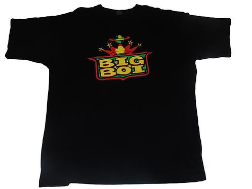 Big Boi 2010 Sir Lucious Left Foot Album Shirt