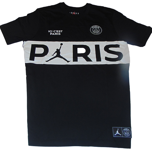 Jordan Paris Black Shirt