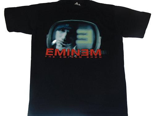 Vintage 2001 Eminem Show Album Shirt