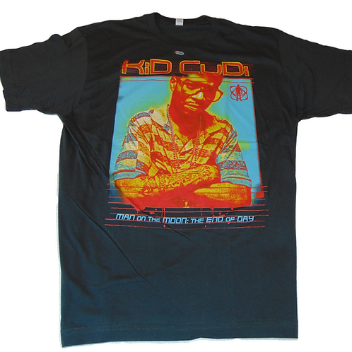 Kid Cudi 2009 Man on the Moon End of Day Shirt