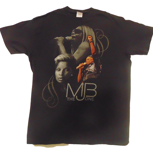Mary J Blige The One Concert Shirt