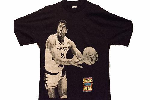 Vintage 80s Magic Johnson Shirt