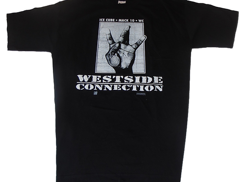 Vintage 90s Westside Connection Bow Down Shirt