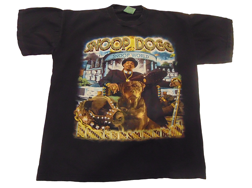 Vintage 90s Snoop Dogg No Limit The Game is to be Sold Not Told Shirt