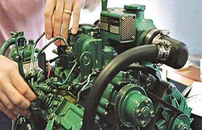 workshop diesel motoren yachting